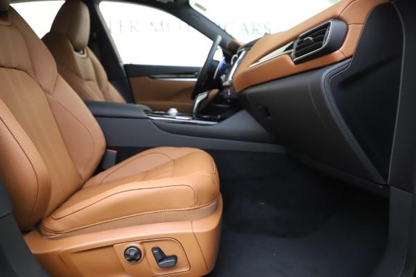 New 2020 Maserati Levante Q4 GranSport for sale $86,685 at Alfa Romeo of Westport in Westport CT 06880 23