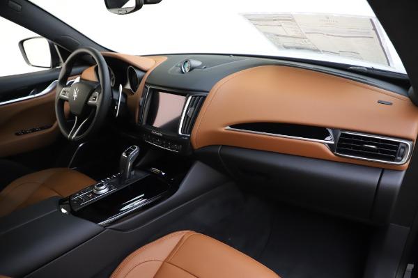 New 2020 Maserati Levante Q4 GranSport for sale $86,685 at Alfa Romeo of Westport in Westport CT 06880 24