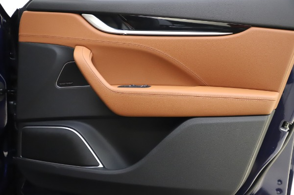 New 2020 Maserati Levante Q4 GranSport for sale $86,685 at Alfa Romeo of Westport in Westport CT 06880 25