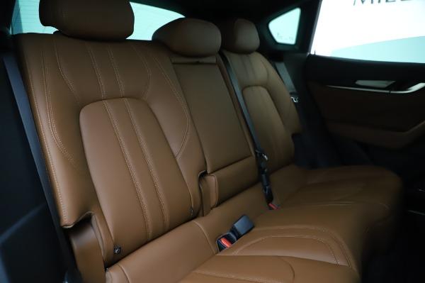 New 2020 Maserati Levante Q4 GranSport for sale $86,685 at Alfa Romeo of Westport in Westport CT 06880 26