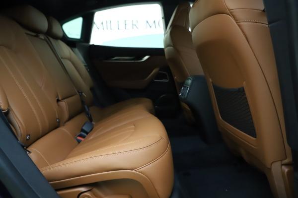 New 2020 Maserati Levante Q4 GranSport for sale $86,685 at Alfa Romeo of Westport in Westport CT 06880 27