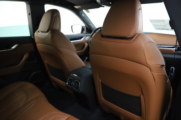 New 2020 Maserati Levante Q4 GranSport for sale $86,685 at Alfa Romeo of Westport in Westport CT 06880 28