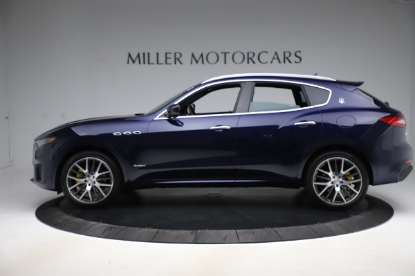 New 2020 Maserati Levante Q4 GranSport for sale $86,685 at Alfa Romeo of Westport in Westport CT 06880 3