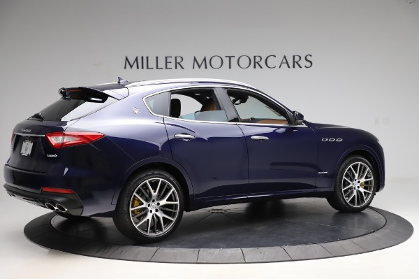 New 2020 Maserati Levante Q4 GranSport for sale $86,685 at Alfa Romeo of Westport in Westport CT 06880 8