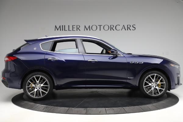 New 2020 Maserati Levante Q4 GranSport for sale $86,685 at Alfa Romeo of Westport in Westport CT 06880 9