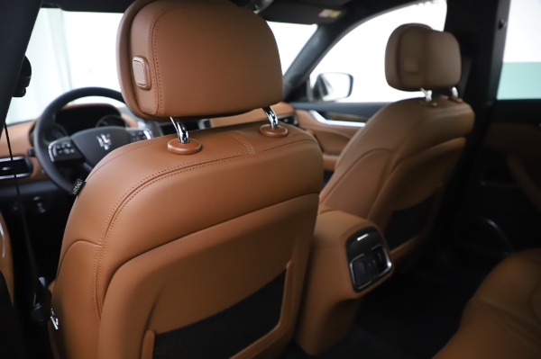 New 2020 Maserati Levante Q4 GranLusso for sale $87,449 at Alfa Romeo of Westport in Westport CT 06880 21