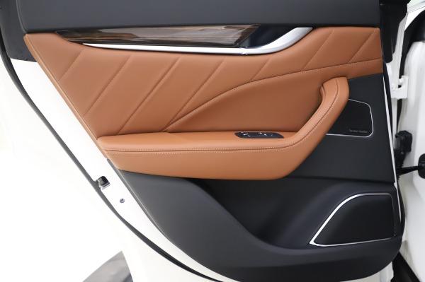 New 2020 Maserati Levante Q4 GranLusso for sale $87,449 at Alfa Romeo of Westport in Westport CT 06880 22