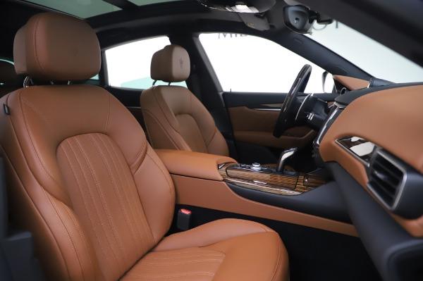 New 2020 Maserati Levante Q4 GranLusso for sale $87,449 at Alfa Romeo of Westport in Westport CT 06880 23