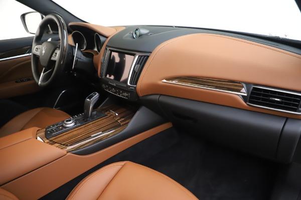 New 2020 Maserati Levante Q4 GranLusso for sale $87,449 at Alfa Romeo of Westport in Westport CT 06880 25
