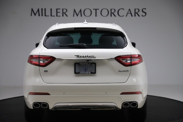 New 2020 Maserati Levante Q4 GranLusso for sale $87,449 at Alfa Romeo of Westport in Westport CT 06880 6