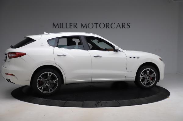 New 2020 Maserati Levante Q4 GranLusso for sale $87,449 at Alfa Romeo of Westport in Westport CT 06880 8