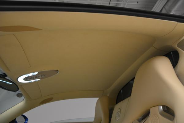 Used 2006 Bugatti Veyron 16.4 for sale Sold at Alfa Romeo of Westport in Westport CT 06880 27