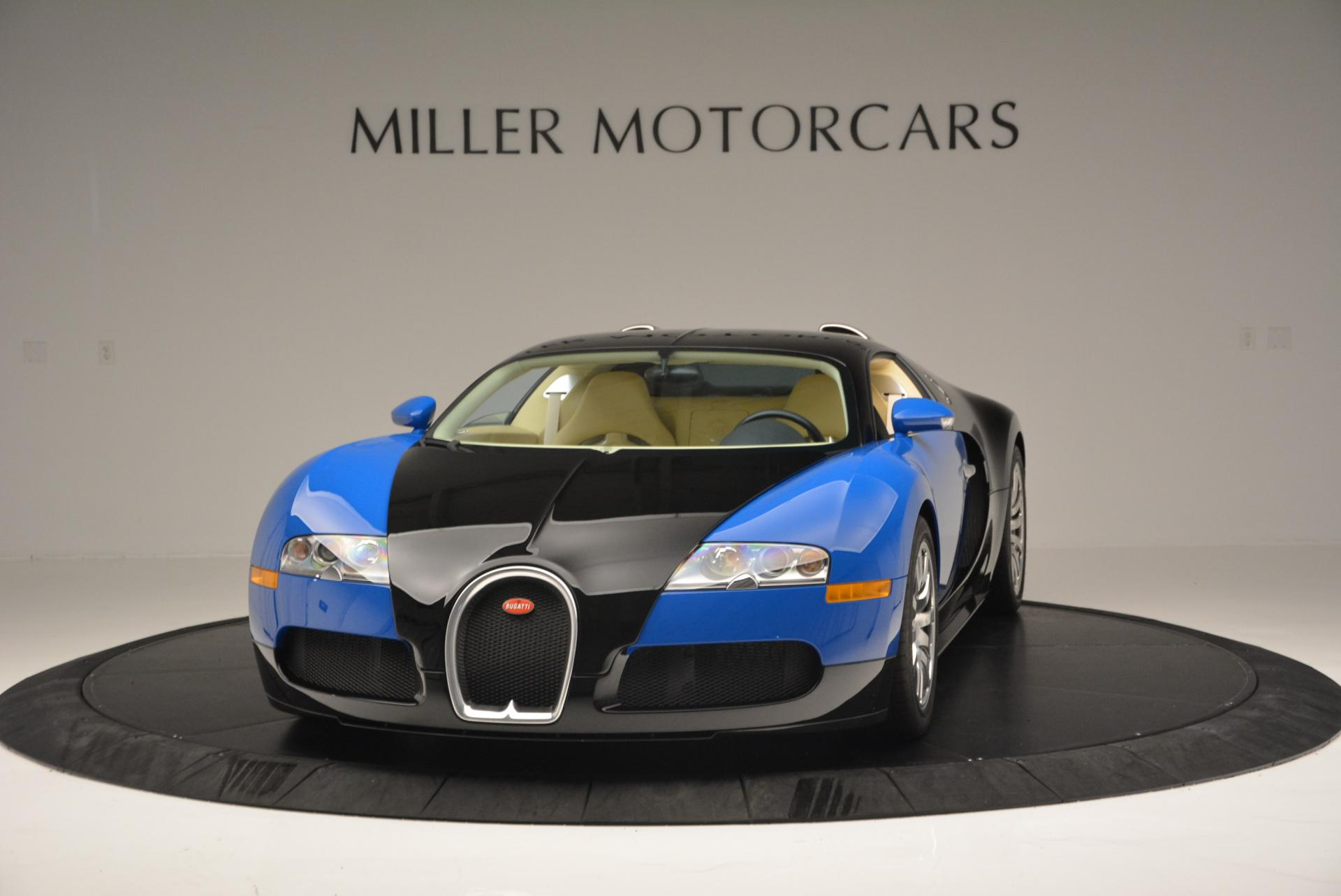 Used 2006 Bugatti Veyron 16.4 for sale Sold at Alfa Romeo of Westport in Westport CT 06880 1