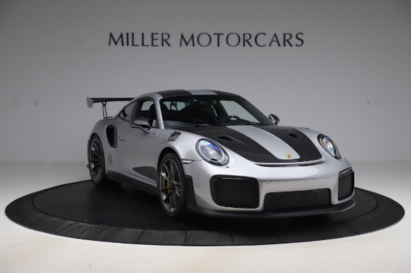 Used 2019 Porsche 911 GT2 RS for sale Call for price at Alfa Romeo of Westport in Westport CT 06880 10