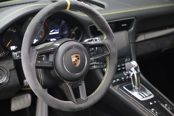 Used 2019 Porsche 911 GT2 RS for sale Call for price at Alfa Romeo of Westport in Westport CT 06880 16