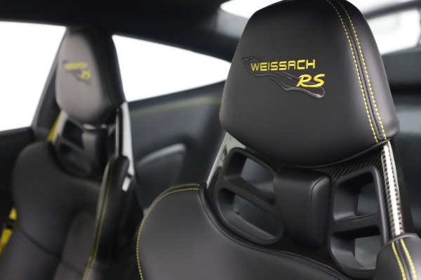 Used 2019 Porsche 911 GT2 RS for sale Call for price at Alfa Romeo of Westport in Westport CT 06880 17
