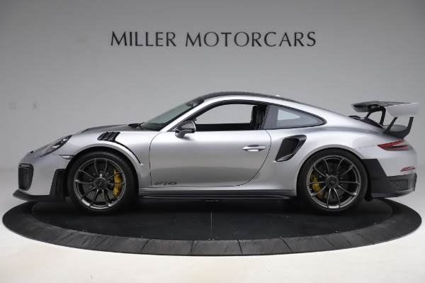 Used 2019 Porsche 911 GT2 RS for sale Call for price at Alfa Romeo of Westport in Westport CT 06880 2