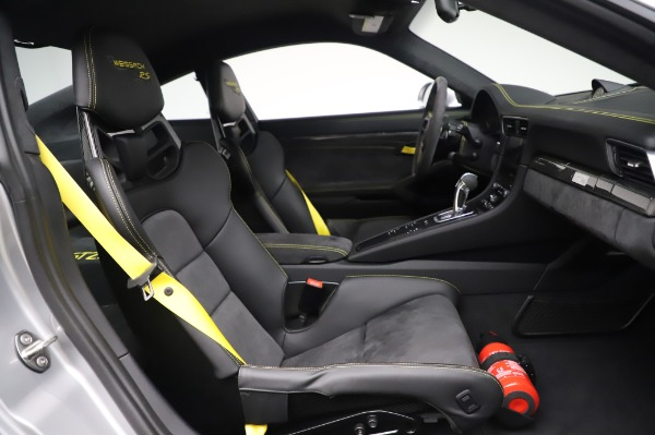 Used 2019 Porsche 911 GT2 RS for sale Call for price at Alfa Romeo of Westport in Westport CT 06880 21