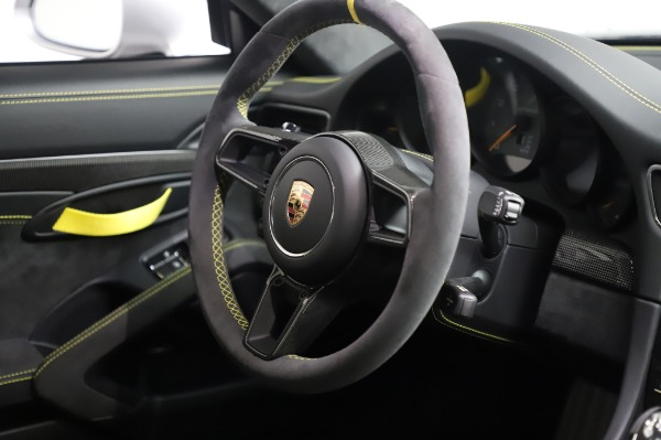 Used 2019 Porsche 911 GT2 RS for sale Call for price at Alfa Romeo of Westport in Westport CT 06880 26