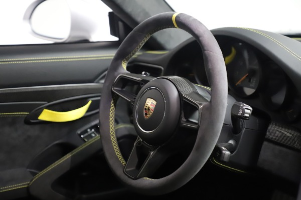 Used 2019 Porsche 911 GT2 RS for sale Call for price at Alfa Romeo of Westport in Westport CT 06880 27