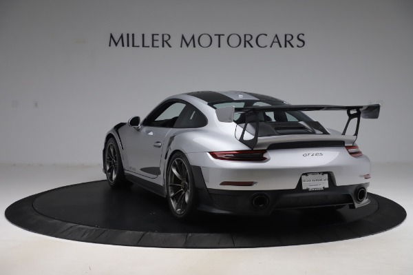 Used 2019 Porsche 911 GT2 RS for sale Call for price at Alfa Romeo of Westport in Westport CT 06880 4