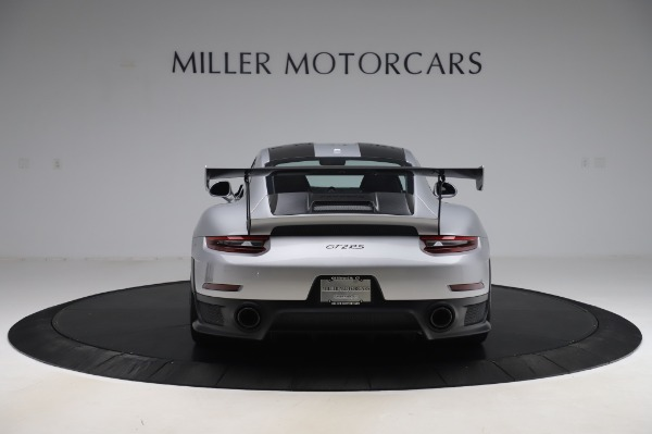 Used 2019 Porsche 911 GT2 RS for sale Call for price at Alfa Romeo of Westport in Westport CT 06880 5