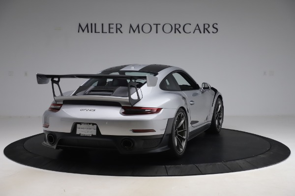 Used 2019 Porsche 911 GT2 RS for sale Call for price at Alfa Romeo of Westport in Westport CT 06880 6
