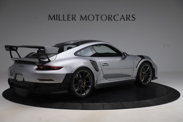 Used 2019 Porsche 911 GT2 RS for sale Call for price at Alfa Romeo of Westport in Westport CT 06880 7