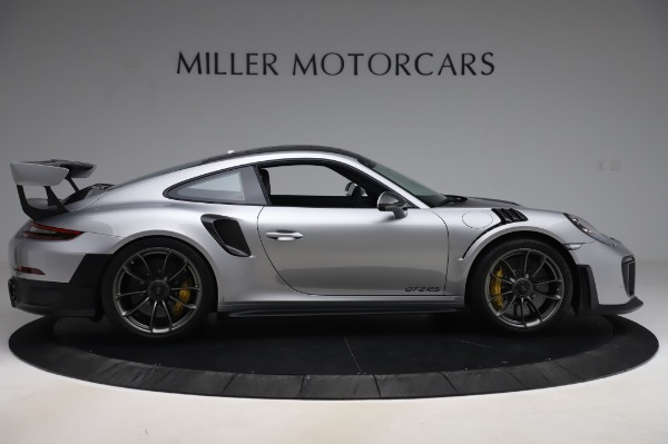 Used 2019 Porsche 911 GT2 RS for sale Call for price at Alfa Romeo of Westport in Westport CT 06880 8