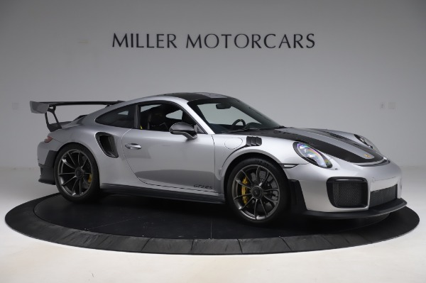 Used 2019 Porsche 911 GT2 RS for sale Call for price at Alfa Romeo of Westport in Westport CT 06880 9