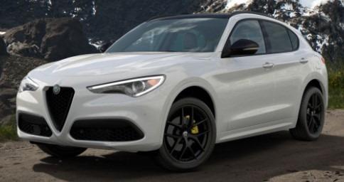 New 2020 Alfa Romeo Stelvio Ti Sport Q4 for sale $57,645 at Alfa Romeo of Westport in Westport CT 06880 1