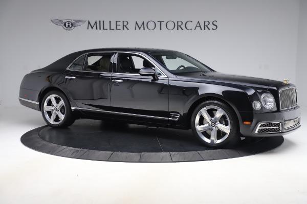 Used 2018 Bentley Mulsanne Speed for sale $239,900 at Alfa Romeo of Westport in Westport CT 06880 10