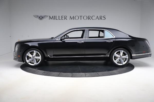 Used 2018 Bentley Mulsanne Speed for sale $239,900 at Alfa Romeo of Westport in Westport CT 06880 3