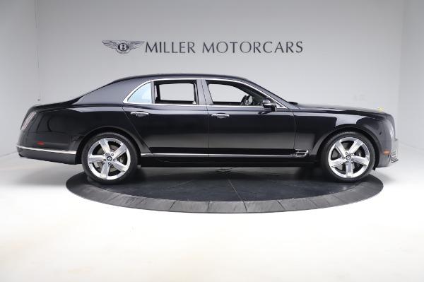 Used 2018 Bentley Mulsanne Speed for sale $239,900 at Alfa Romeo of Westport in Westport CT 06880 9