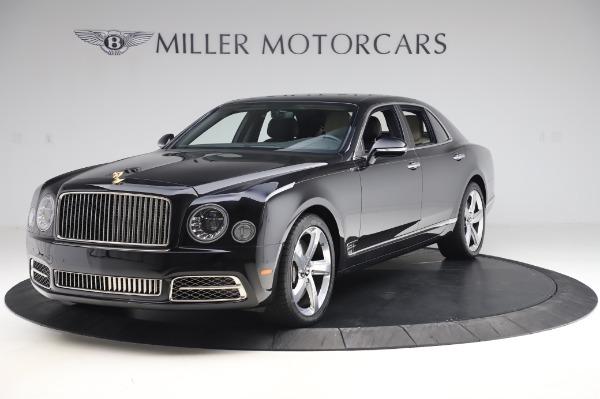 Used 2018 Bentley Mulsanne Speed for sale $239,900 at Alfa Romeo of Westport in Westport CT 06880 1