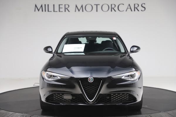 New 2020 Alfa Romeo Giulia Ti Lusso Q4 for sale $46,195 at Alfa Romeo of Westport in Westport CT 06880 12