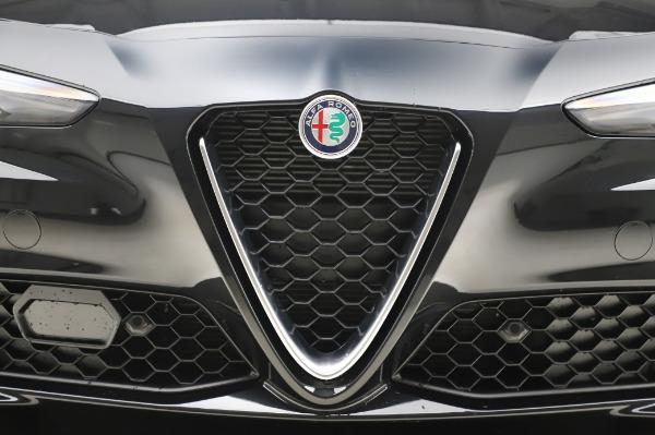 New 2020 Alfa Romeo Giulia Ti Lusso Q4 for sale $46,195 at Alfa Romeo of Westport in Westport CT 06880 13