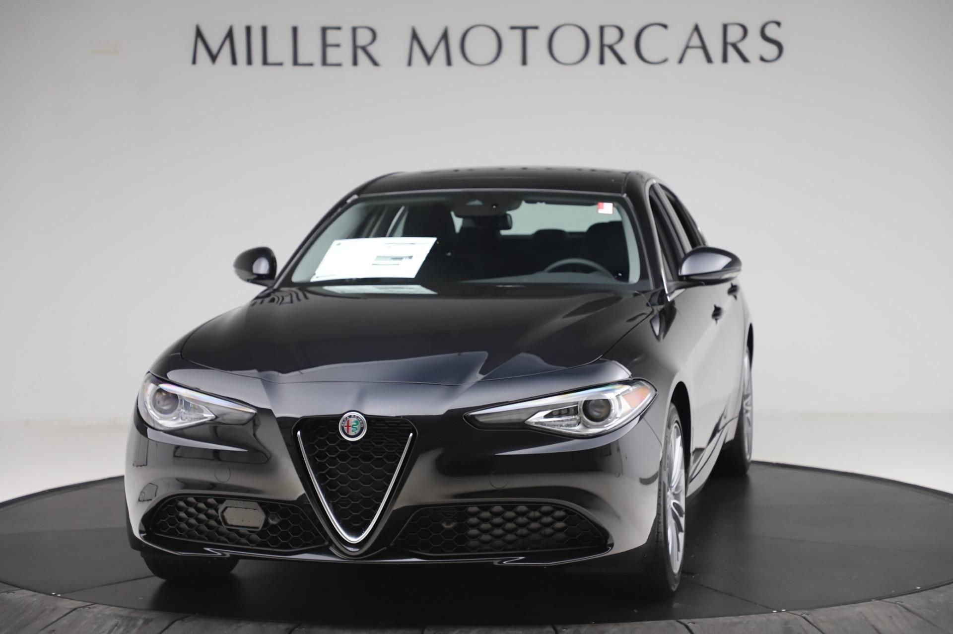 New 2020 Alfa Romeo Giulia Ti Lusso Q4 for sale $51,195 at Alfa Romeo of Westport in Westport CT 06880 1