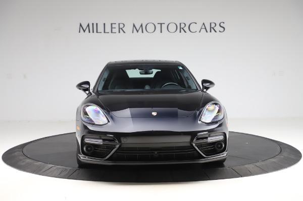 Used 2017 Porsche Panamera Turbo for sale $95,900 at Alfa Romeo of Westport in Westport CT 06880 12