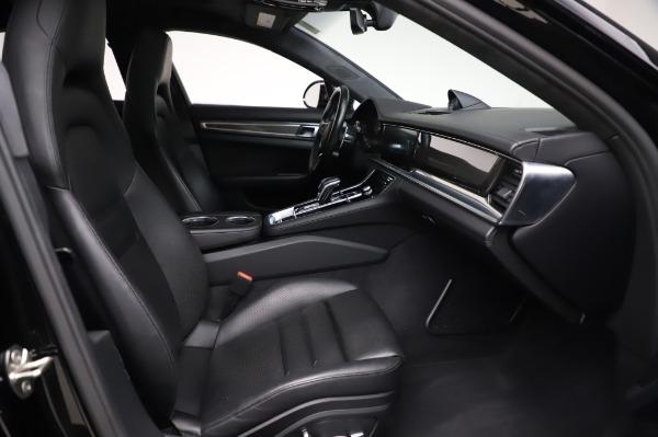 Used 2017 Porsche Panamera Turbo for sale $95,900 at Alfa Romeo of Westport in Westport CT 06880 20