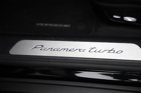 Used 2017 Porsche Panamera Turbo for sale $95,900 at Alfa Romeo of Westport in Westport CT 06880 26