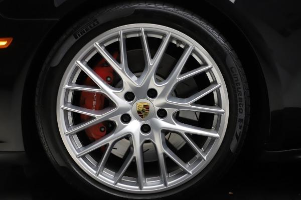 Used 2017 Porsche Panamera Turbo for sale $95,900 at Alfa Romeo of Westport in Westport CT 06880 27