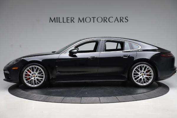 Used 2017 Porsche Panamera Turbo for sale $95,900 at Alfa Romeo of Westport in Westport CT 06880 3