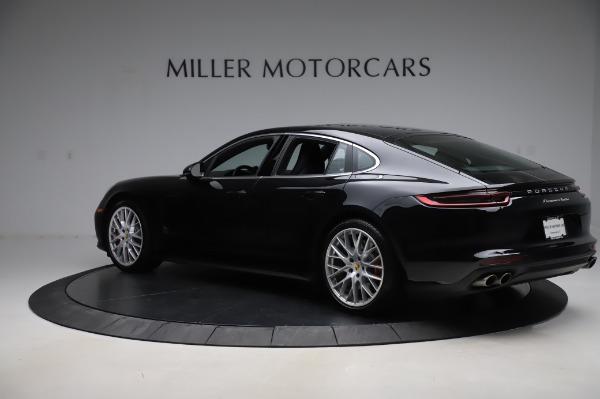 Used 2017 Porsche Panamera Turbo for sale $95,900 at Alfa Romeo of Westport in Westport CT 06880 4