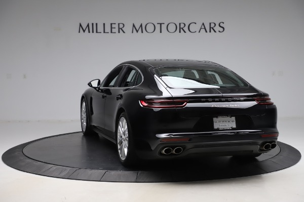 Used 2017 Porsche Panamera Turbo for sale $95,900 at Alfa Romeo of Westport in Westport CT 06880 5