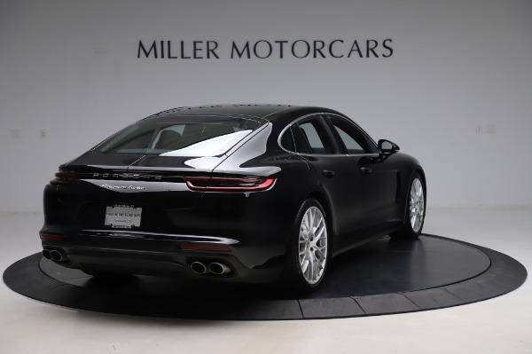 Used 2017 Porsche Panamera Turbo for sale $95,900 at Alfa Romeo of Westport in Westport CT 06880 7