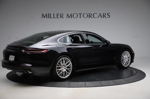 Used 2017 Porsche Panamera Turbo for sale $95,900 at Alfa Romeo of Westport in Westport CT 06880 8