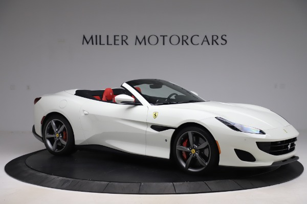 Used 2020 Ferrari Portofino Base for sale Sold at Alfa Romeo of Westport in Westport CT 06880 10