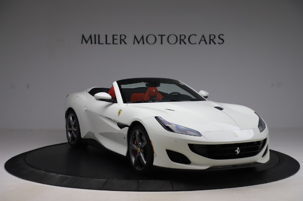 Used 2020 Ferrari Portofino Base for sale Sold at Alfa Romeo of Westport in Westport CT 06880 11