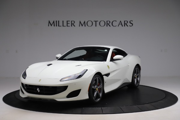 Used 2020 Ferrari Portofino Base for sale Sold at Alfa Romeo of Westport in Westport CT 06880 13